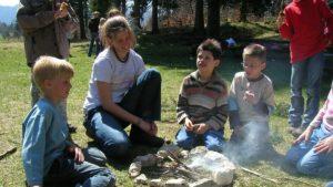 Accompagner les activités enfance
