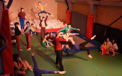 Le cirque du roi David à Yverdon